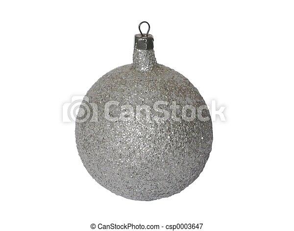 Christmas ball - csp0003647