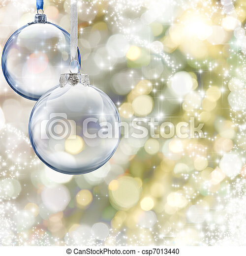 Christmas ball - csp7013440
