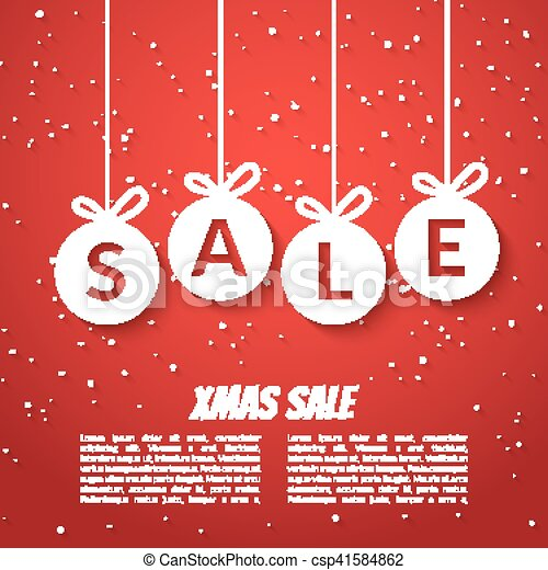 sale poster template
