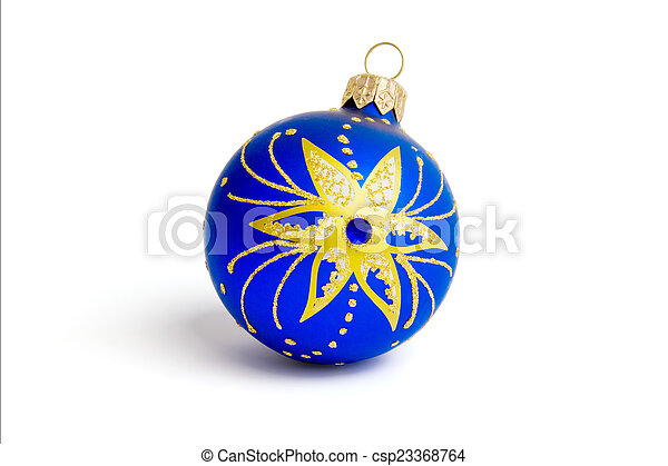 Christmas balls - csp23368764