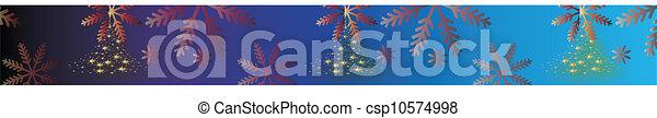 Christmas banner - csp10574998
