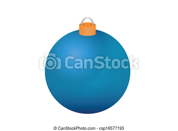 Christmas bauble - csp16577193