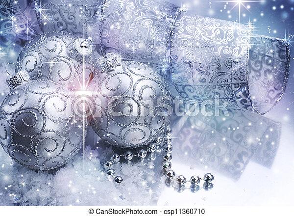 Christmas bauble - csp11360710
