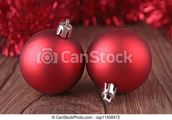 christmas bauble - csp11438472
