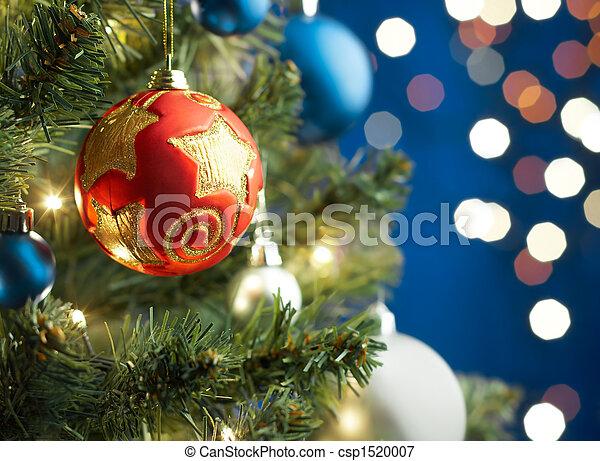 christmas bauble - csp1520007