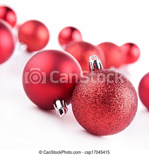 christmas bauble - csp17045415