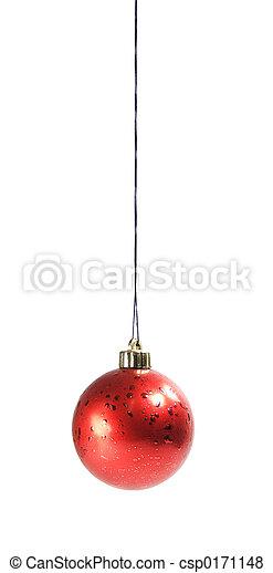 Christmas Bauble - csp0171148