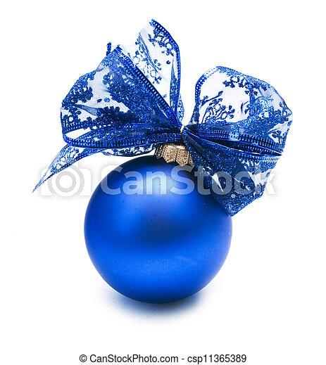 Christmas bauble - csp11365389