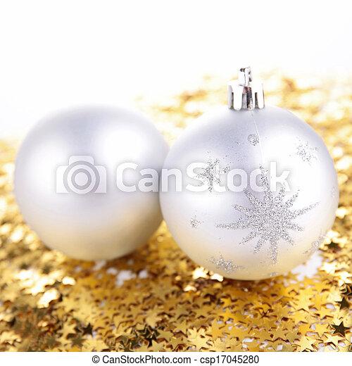 christmas bauble - csp17045280
