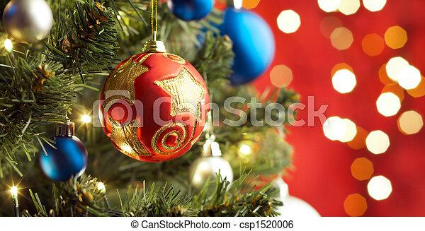 christmas bauble - csp1520006