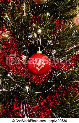 Christmas Bauble - csp6402536