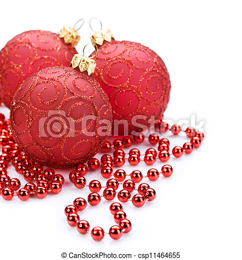 Christmas Bauble - csp11464655