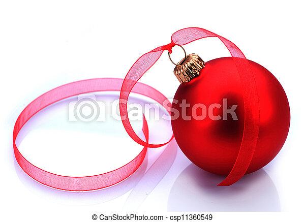 Christmas Bauble - csp11360549