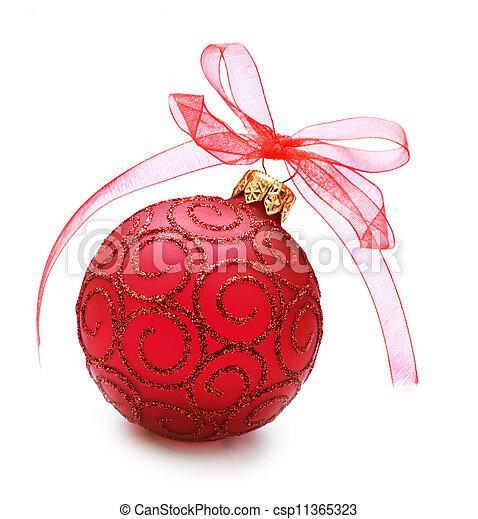 Christmas bauble - csp11365323