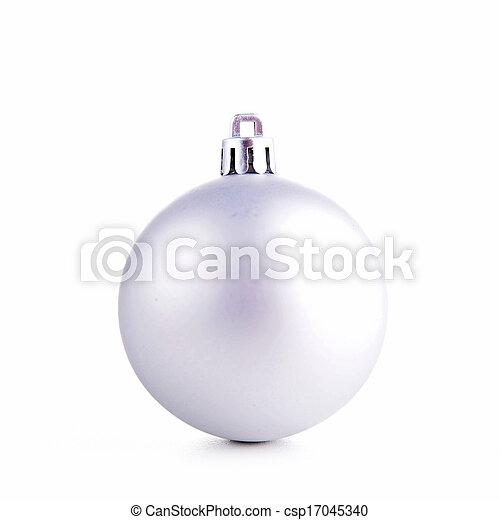christmas bauble - csp17045340