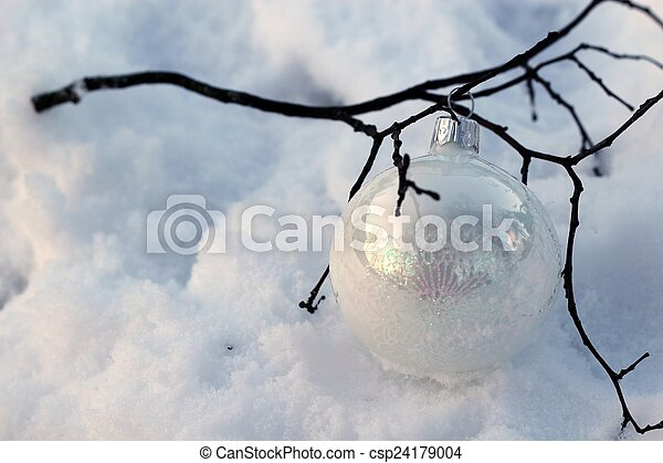 christmas bauble - csp24179004