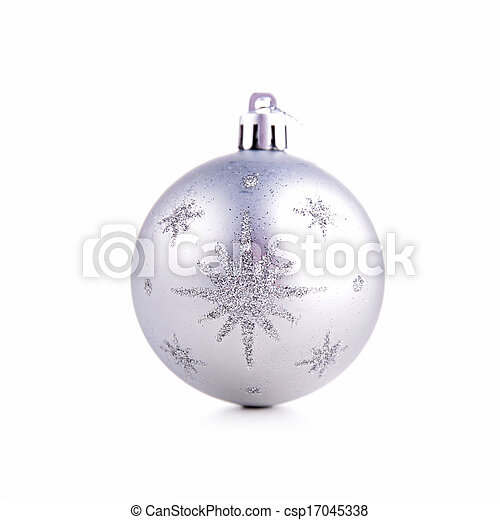 christmas bauble - csp17045338