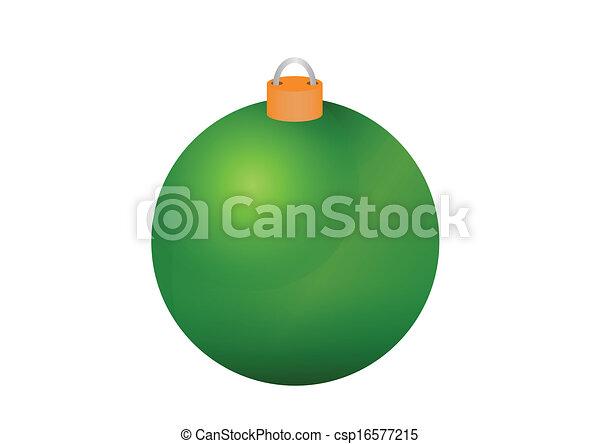Christmas bauble - csp16577215