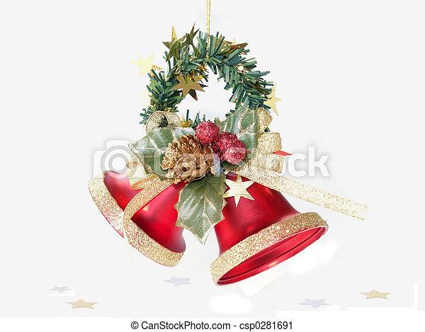 Christmas Bells 230406 - csp0281691
