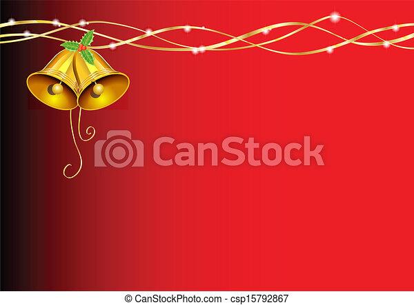 christmas bells - csp15792867