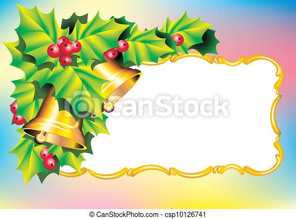 Christmas bells - csp10126741