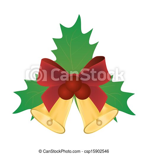Christmas bells - csp15902546