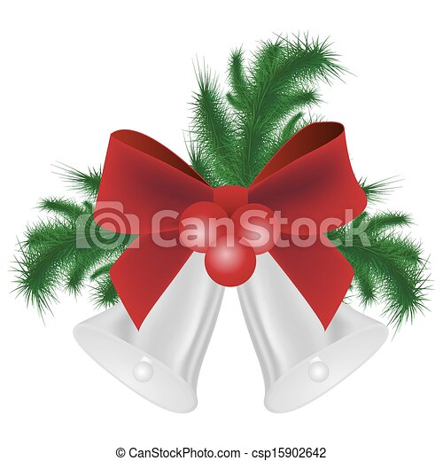 Christmas bells - csp15902642