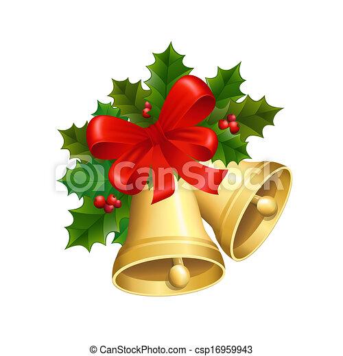 Christmas bells - csp16959943