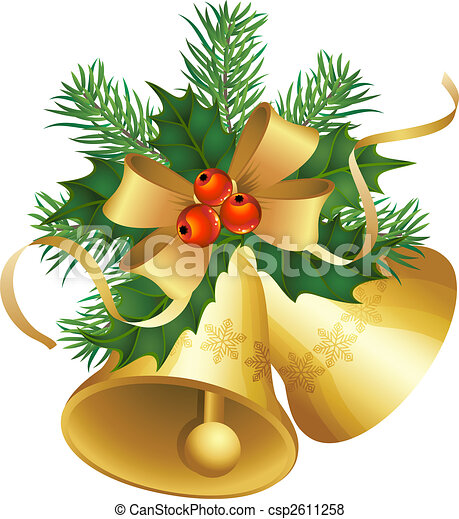 christmas bells - csp2611258
