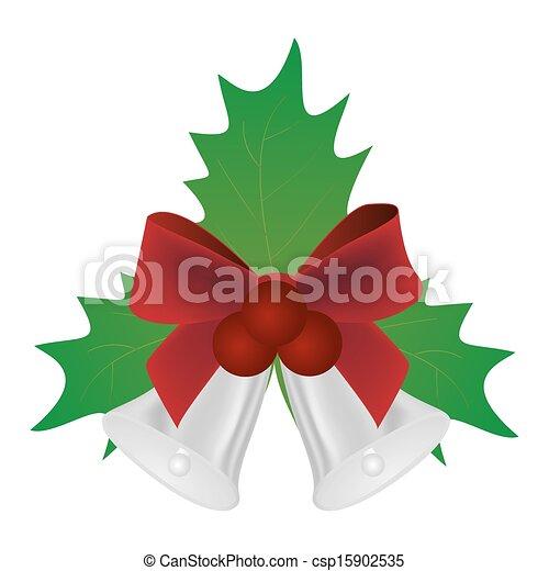 Christmas bells - csp15902535