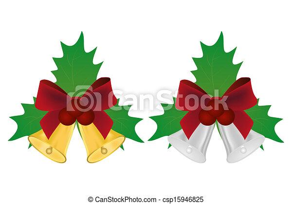 Christmas bells - csp15946825