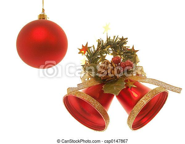 Christmas Bells - csp0147867