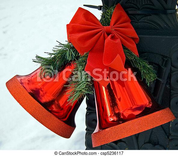 Christmas Bells - csp5236117