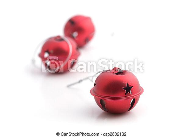 Christmas Bells - csp2802132