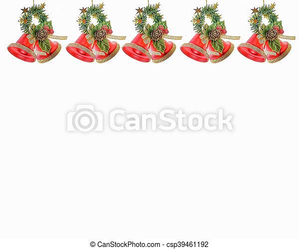 Christmas Bells - csp39461192