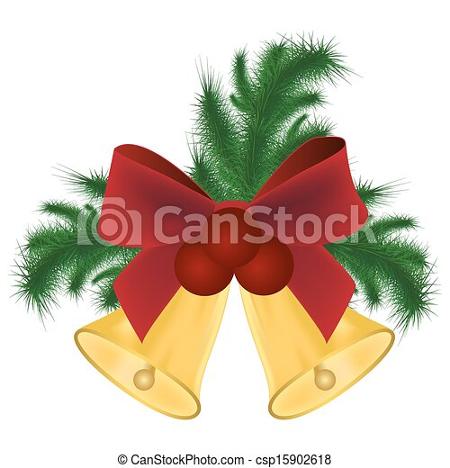 Christmas bells - csp15902618