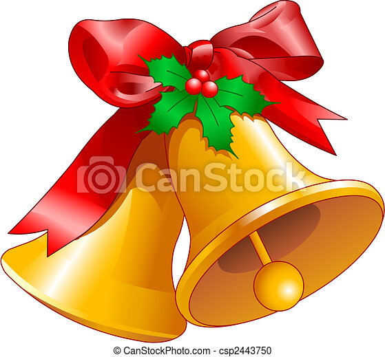 Christmas bells - csp2443750