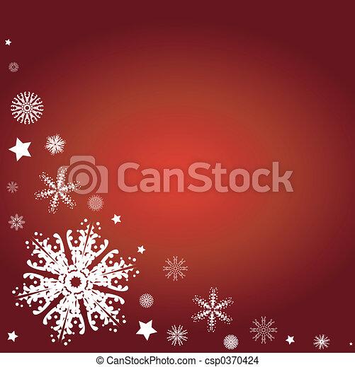 Christmas border - csp0370424
