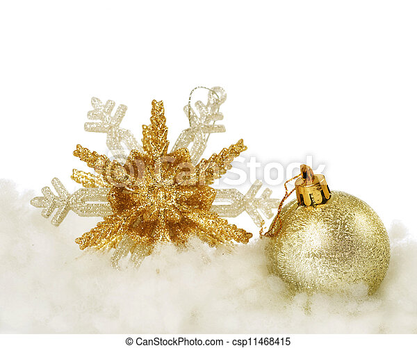 Christmas Border - csp11468415