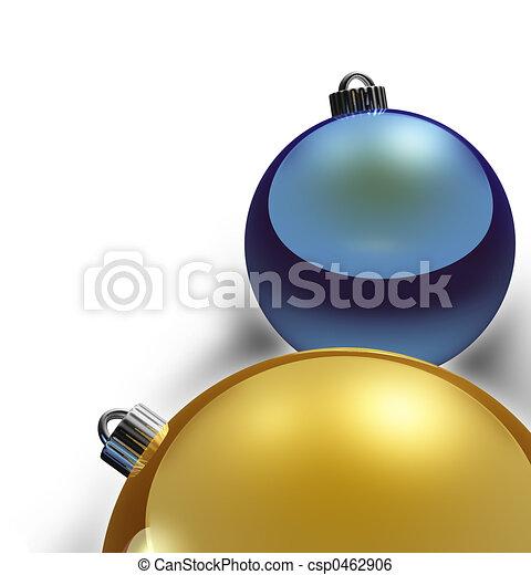 Christmas Border - csp0462906