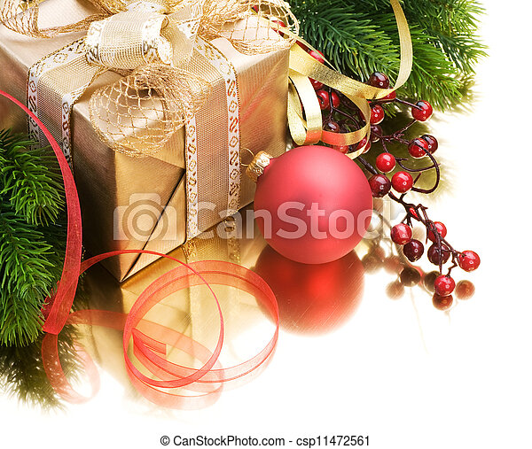 Christmas Border - csp11472561
