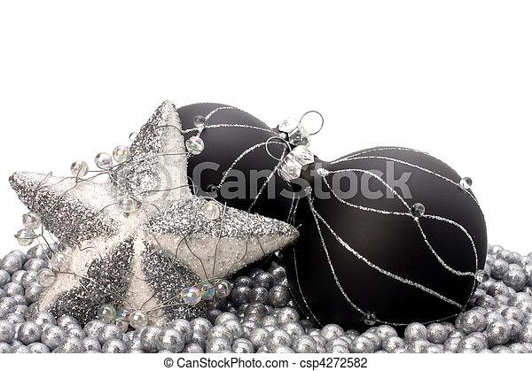 Christmas border. - csp4272582