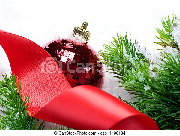 Christmas Border - csp11498134