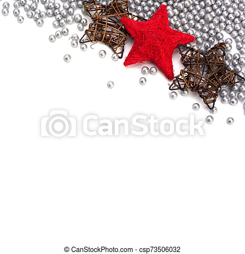 Christmas border. - csp73506032