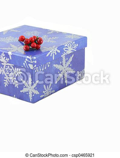 Christmas box - csp0465921