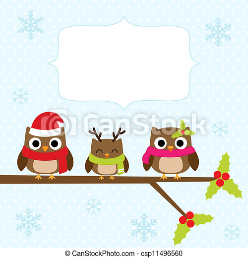 christmas card - csp11496560