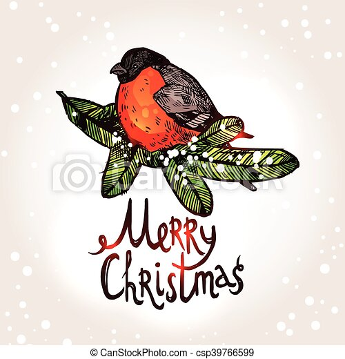 Christmas Card - csp39766599