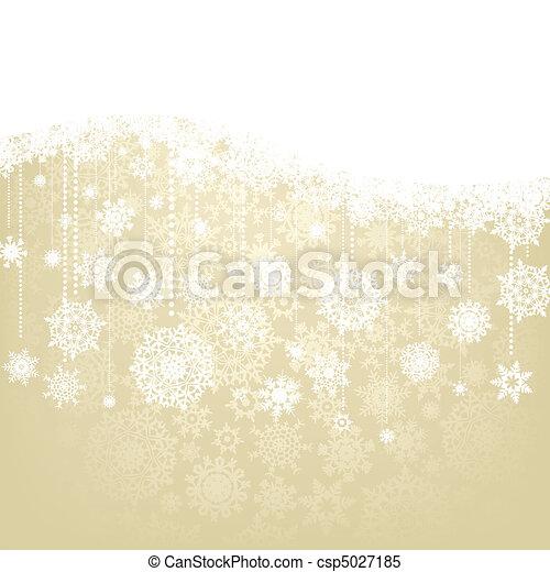 Christmas card. EPS 8 - csp5027185
