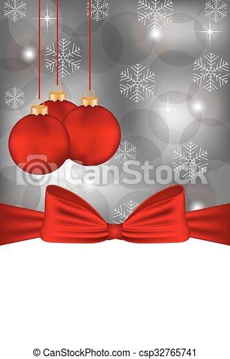 Christmas card - csp32765741