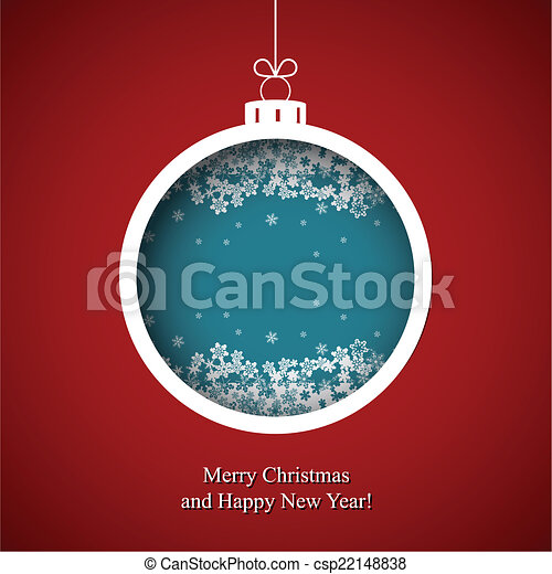 Christmas Card - csp22148838